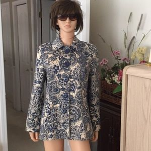 Requirements cotton/spandex jacket